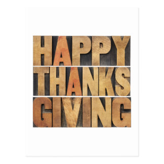 Happy Thanksgiving - Vintage Post Cards