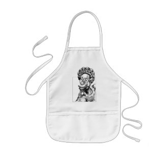 Happy the Clown Aprons