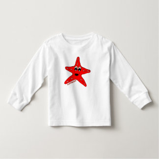 Happy the red Starfish T-shirts