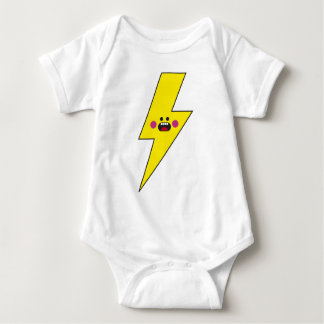 Happy Thunder Baby Bodysuit