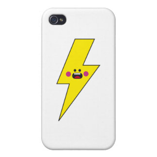 Happy Thunder Case For iPhone 4