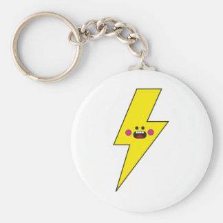 Happy Thunder Key Chain