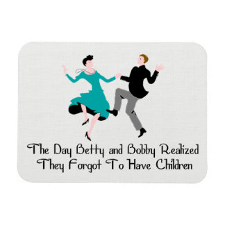 Happy To Be Child Free Flexible Magnets