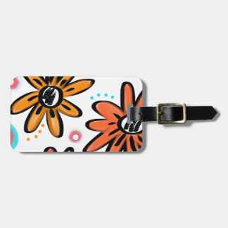 Happy To Be Luggage Tag