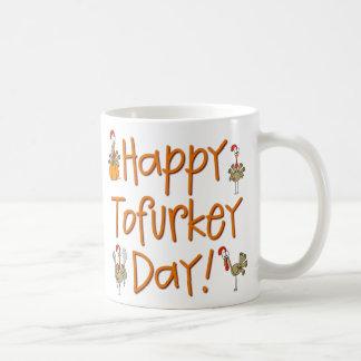 Happy Tofurkey Day Gift Mugs