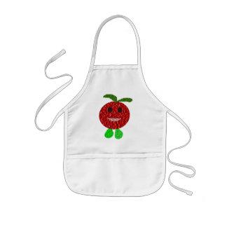 Happy Tomato Kids Cooking Apron
