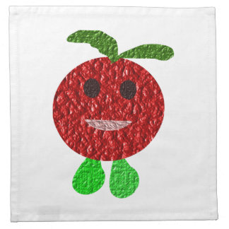 Happy Tomato Napkin