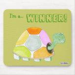 Happy Tortoise Mousemat