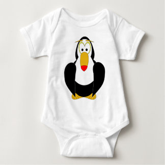 Happy Toucan Baby Bodysuit