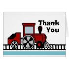 Happy Tracks Choo Choo Card