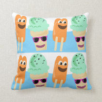 Happy Treat Friends Cushion