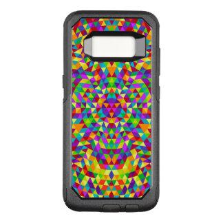 Happy triangle mandala 2 OtterBox commuter samsung galaxy s8 case