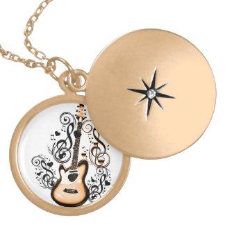 Happy Tunes_ Locket Necklace