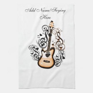 Happy Tunes_ Tea Towel