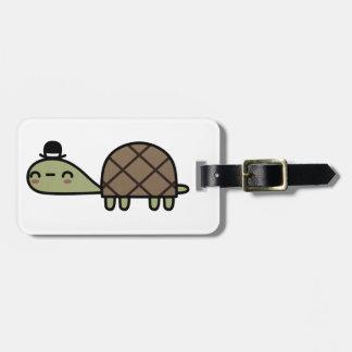 Happy Turtle Bag Tag