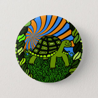 Happy Turtle Button