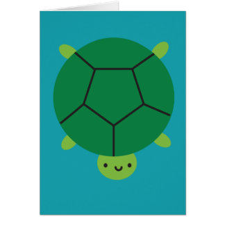 Happy Turtle Card