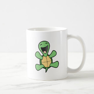 Happy Turtle Coffee Mug