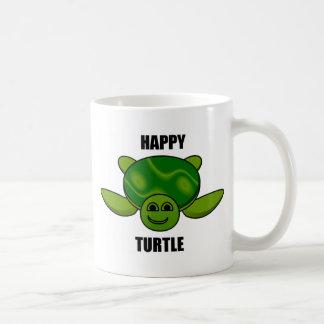 Happy turtle mugs
