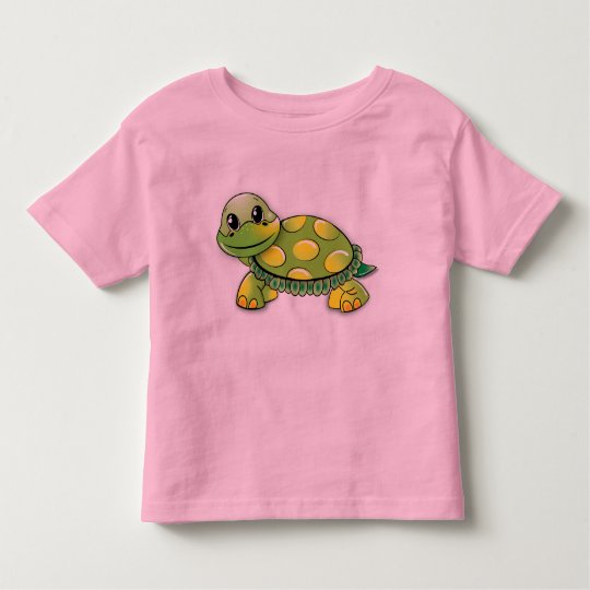 Happy turtle toddler T-Shirt
