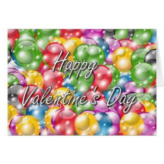Happy Valentine'sDay Greeting Card