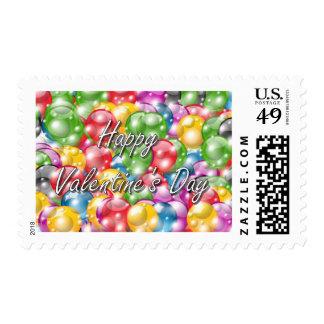 Happy Valentine'sDay Postage Stamp