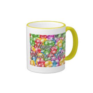 Happy Valentine'sDay Ringer Mug