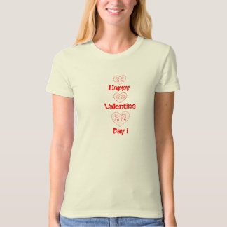 Happy Valentine from Felid T-shirt