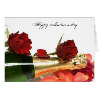 Happy valentine' S day Greeting Card