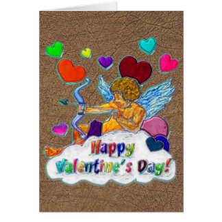 Happy Valentine s Day Greeting Card