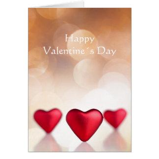 Happy Valentine´s Day greeting card