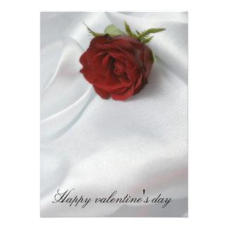 Happy valentine S day Personalized Invites