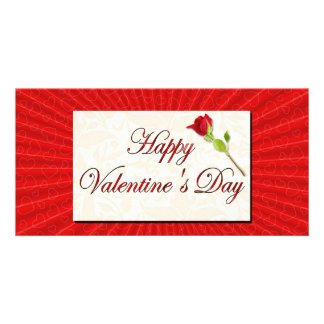 Happy Valentine s Day Photo Card