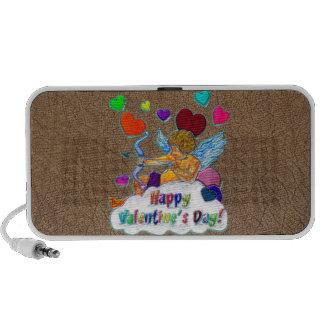 Happy Valentine s Day Laptop Speakers