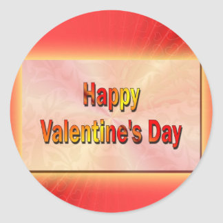 Happy Valentine s Day Stickers
