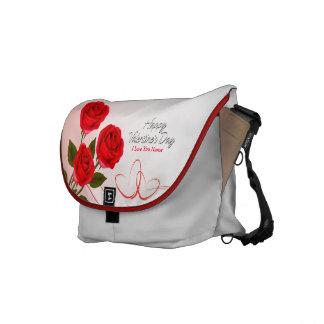 Happy Valentine's Day 11 Messenger Bag