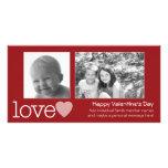 Happy Valentines Day - 2 photos - horizontal