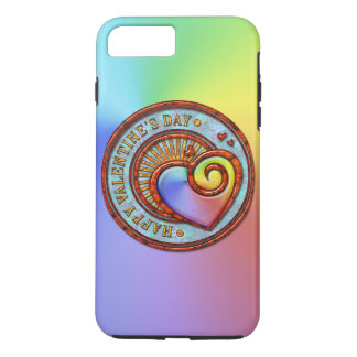 Happy Valentine's Day 2A iPhone 7 Plus Case