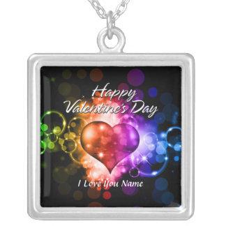 Happy Valentine's Day 5 Necklace