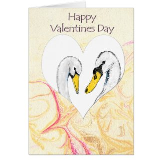 Happy Valentines Day (a436) Card