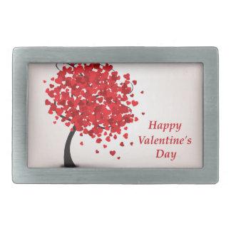 Happy Valentine's Day Belt Buckle