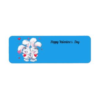 Happy Valentine's Day Bunnies