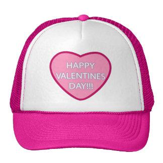 """""""Happy Valentine's Day!!!"""" Cap"""