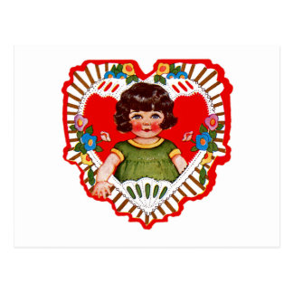 Happy Valentine's Day Cutie! Postcard