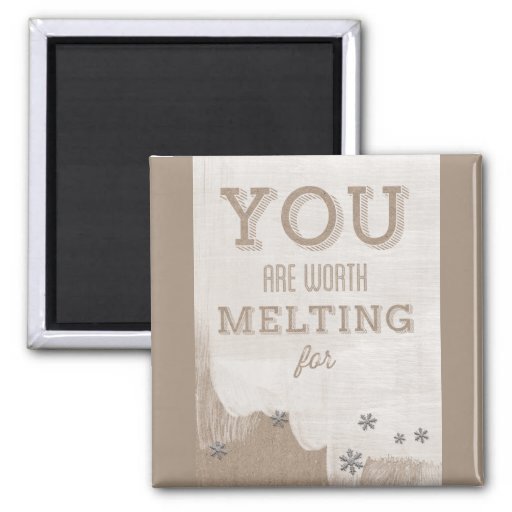 Happy Valentines Day Funny Words Magnet