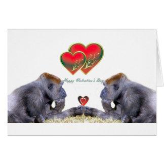 Happy Valentine's Day_ Greeting Card