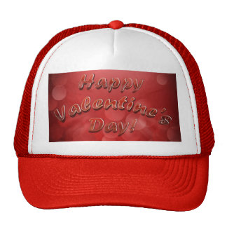 Happy Valentine's Day Hat