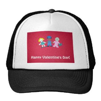 Happy Valentine's Day! Hat