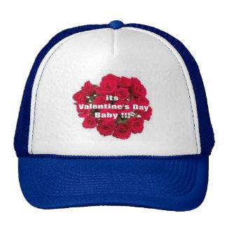 Happy Valentine's Day !!! Trucker Hats