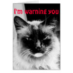 Happy Valentine's Day Humour Greeting Card